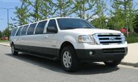 14 Passenger Stretch Limo SUV